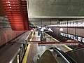 Alewife platform from west mezzanine (1), November 2019.jpg