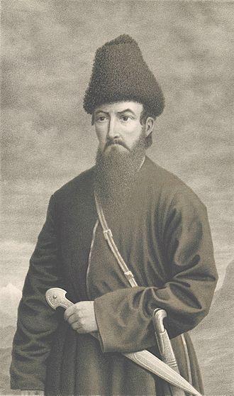 Prince Aleksandre of Georgia - Image: Alexander, Prince of Georgia
