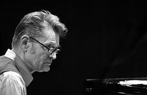 Alexander von Schlippenbach, German jazz pianist