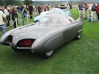 Alfa Romeo BAT - 1953 Alfa Romeo BAT 5