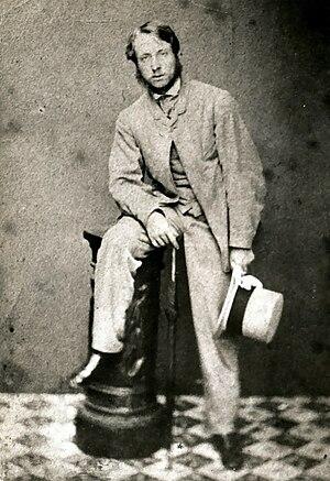 Alfred Harmsworth (barrister) - Alfred Harmsworth