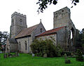 All Saints, Weybourne, Norfolk - geograph.org.uk - 319694.jpg
