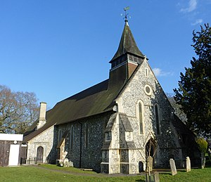 Warlingham - All Saints' Church