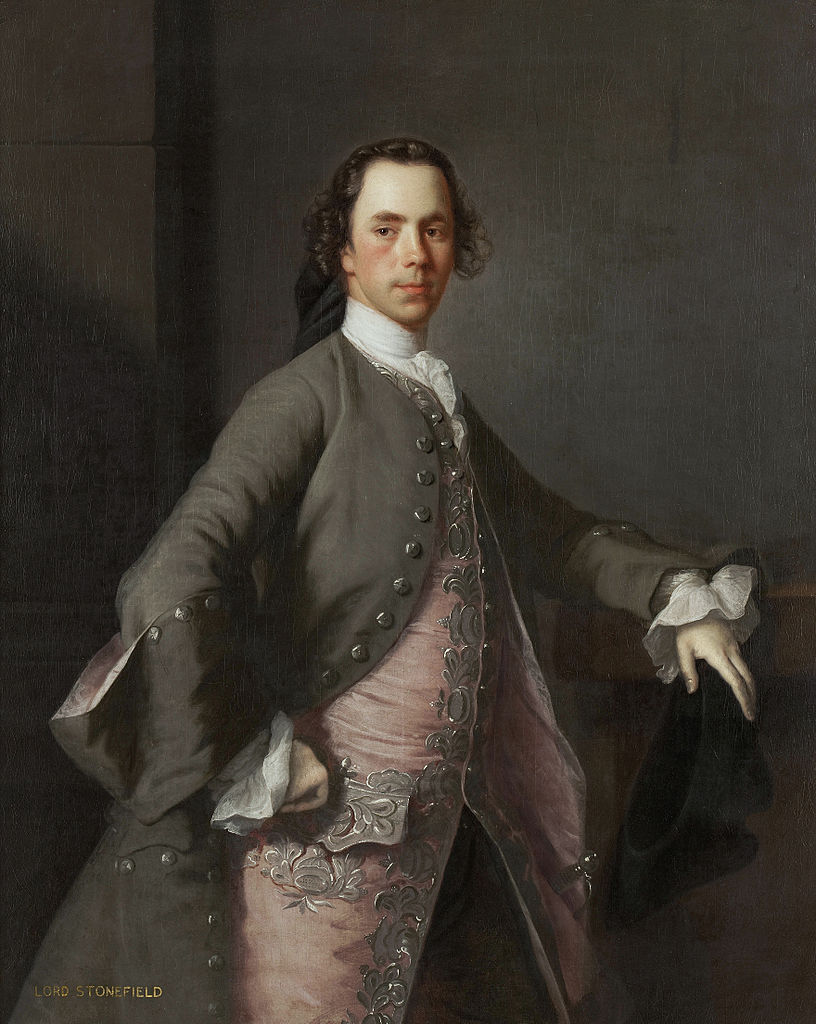 File Allan Ramsay  Portrait Of John Campbell  Lord Stonefield Died 1801   1749  Bonhams Jpg