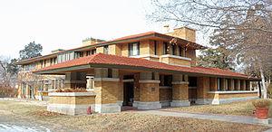 Allen–Lambe House - House in late 2013
