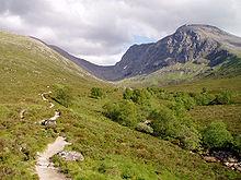 Ben Nevis, la cima più alta dell'intera Gran Bretagna.