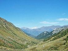 Alpage de Sous le Col, près du col du Glandon (Saint-Colomban-des-Villards)