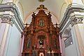 Altar major de l'església de sant Francesc de Paula, el Ràfol d'Almúnia.JPG