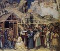 Altichiero, adorazione dei magi, oratorio di san giorgio, padova, 1384.jpg
