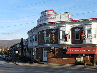 Knickerbocker Historic District - Image: Altoona Knickerbocker