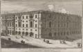 Altra veduta del Palazzo è Collegio di Propaganda Fide by Alessandro Specchi (1699).png
