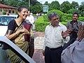 Ambika Soni Visiting Science City - Kolkata 2006-07-04 04774.JPG