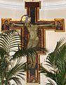 Ambito di lippo di benivieni, crocifisso, 1300-10 ca..JPG
