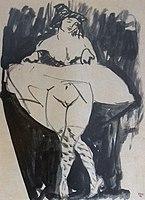 Amedeo Modigliani.Danseres.JPG