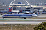 American Airlines, McDonnell Douglas MD-82, N426AA - LAX (24606850763).jpg