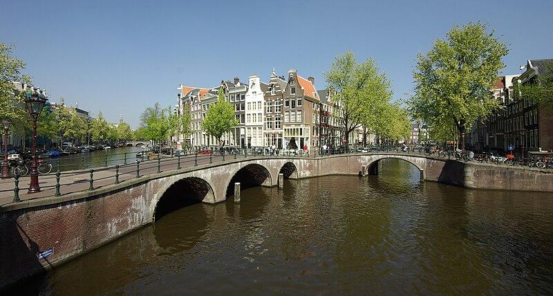 File:Amsterdam Keizersgracht Leidsegracht 001.JPG