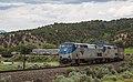 Amtrak California Zephyr on the Colorado River (28154290124).jpg
