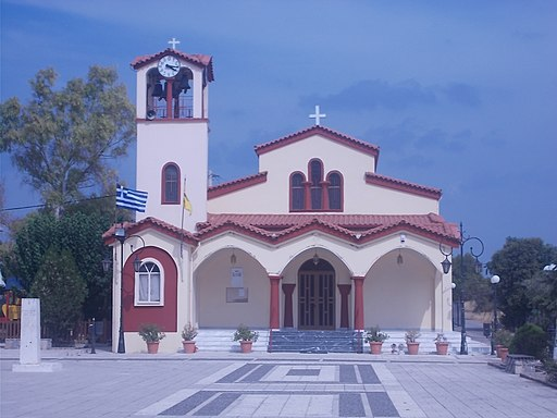 Analipsi church, Oinoi,Greece