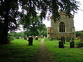 Ancient church of St Lawrence Broughton Church right1.jpg