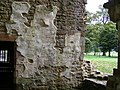 Ancient graffiti on an inside wall of Brougham Castle - geograph.org.uk - 1530488.jpg