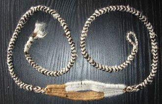 Culture of Peru - A Peruvian sling made of alpaca hair