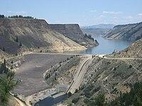 Anderson Ranch Dam and Reservoir.JPG