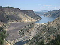 Anderson Ranch Dam and Reservoir.JPG