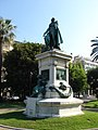 André Masséna (1758 - 1817), Sq. du Gen. Leclerc, Nice, Provence-Alpes-Côte d'Azur, France - panoramio.jpg