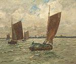 Andreas Dirks - Fischerboote vor der Küste.jpg