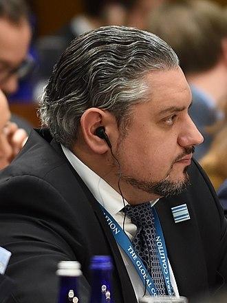 Andrei Galbur - Image: Andrei Galbur