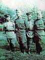 Andrey Korsakov and his army squad.jpg