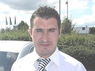 Andy Griffin English footballer