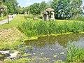 Angermuende - Radweg am Muendesee (Muende Lake Cycle Path) - geo.hlipp.de - 37553.jpg