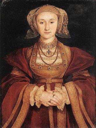 John III, Duke of Cleves - Image: Anne Cleves