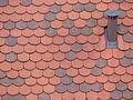 Annecy, tejado y chimenea, Francia, 2015 24.JPG
