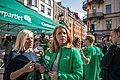 Annie Lööf 2018-08-24 Kungsholmstorg (44238943511).jpg