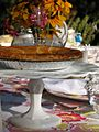 Anniversary Lunch-Milk glass cake stand.jpg