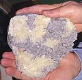 Antimony and Calcite - Lake George, York County, New Brunswick, Canada.jpg