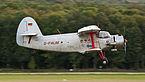 Antonov (PZL-Mielec) An-2 D-FWJM Hahnweide 2011.jpg