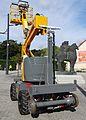 Anzin & Valenciennes - Travaux de raccordement des lignes A & B du tramway de Valenciennes à la Croix d'Anzin le 13 août 2013 (32).JPG