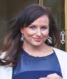 April Telek Canadian actress