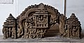 Architrave - Scenes from Life of Buddha - Circa 6th Century CE - Sarnath - Uttar Pradesh - Indian Museum - Kolkata 2013-04-10 7753.JPG