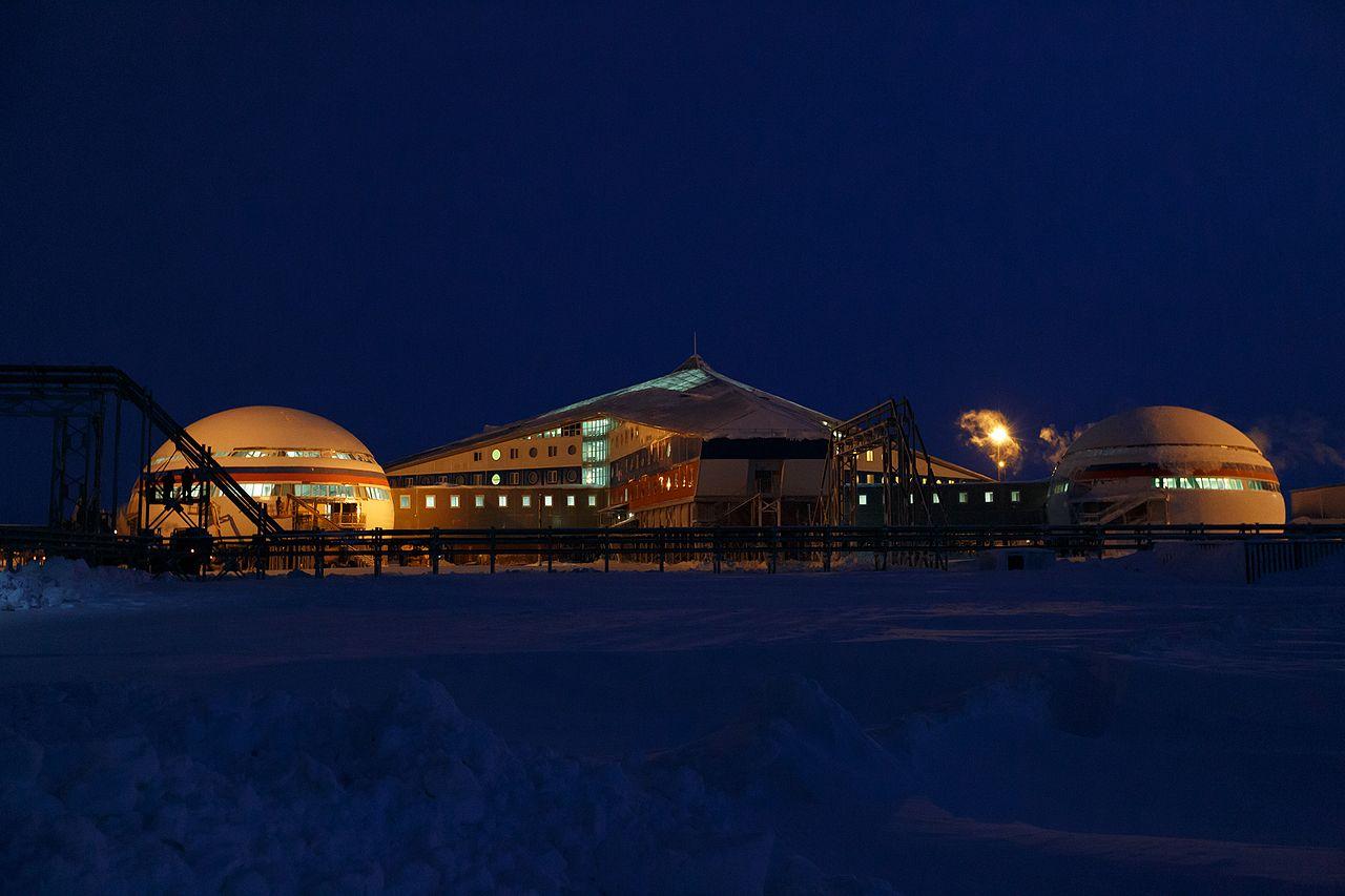亚历山大地岛(Zemlya Aleksandry):俄北极三叶草军事基 - wuwei1101 - 西花社