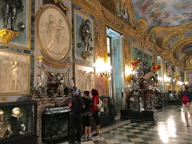 Armeria palazzo reale Torino 16.jpg