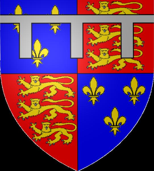 Archivo:Armoiries Edouard de Westminster.png