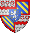 Armoiries Rocheguyon-Silly-Sarrebruck.svg