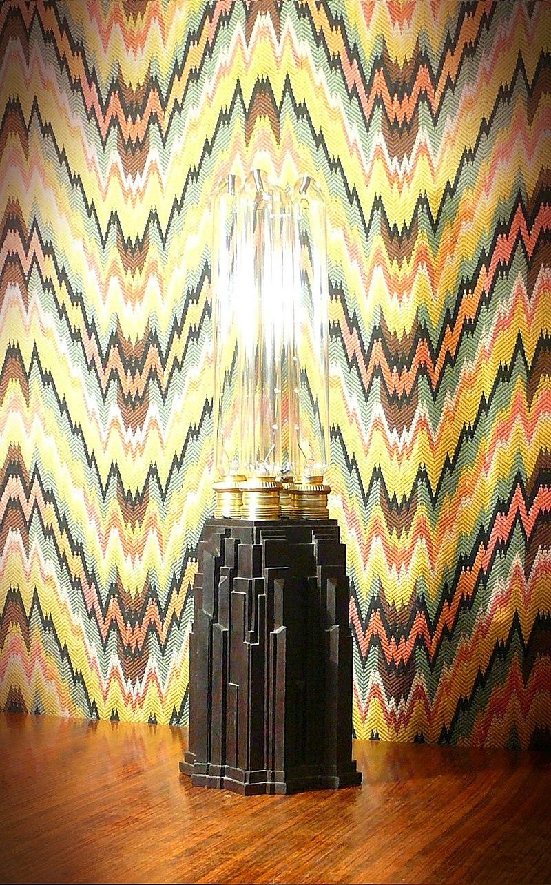 Arnaldo Dell%27Ira (1903-1943), lampada a grattacielo, 1929.jpg