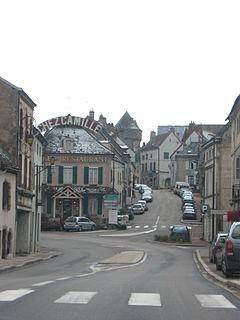 Arnay-le-Duc Commune in Bourgogne-Franche-Comté, France