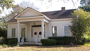National Register of Historic Places listings in Montgomery County, Texas - Image: Arnold simonton house 2008
