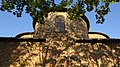 Arrière (ouest) de l'eglise de Mours saint eusèbe PA00117002.jpg